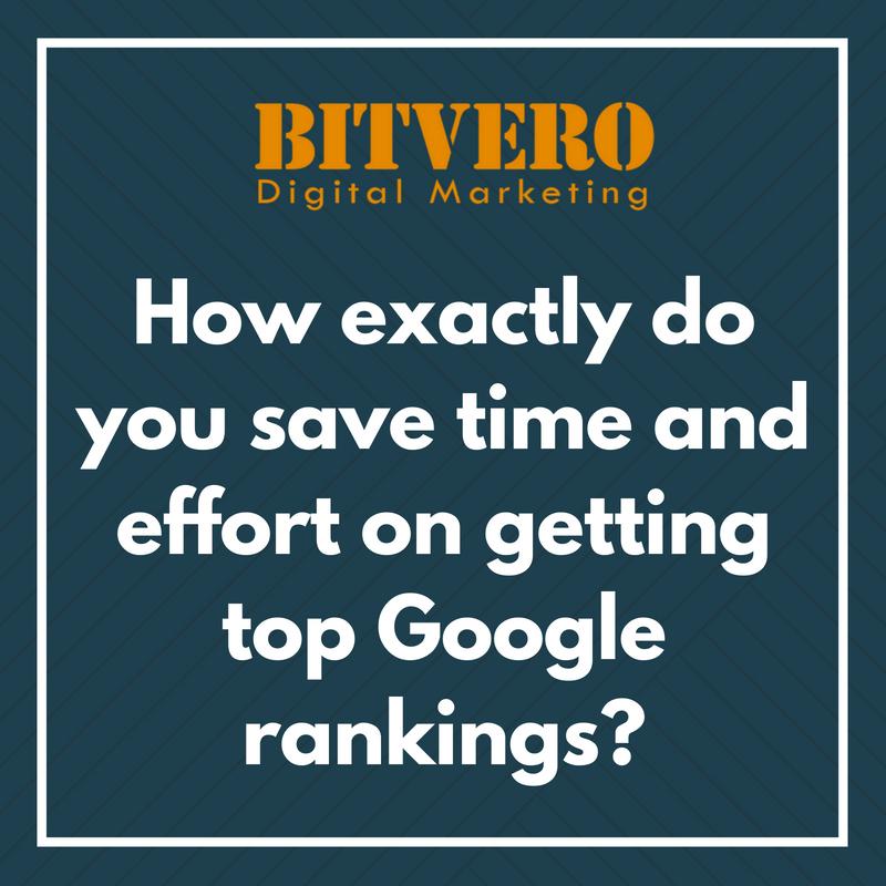 top Google rankings